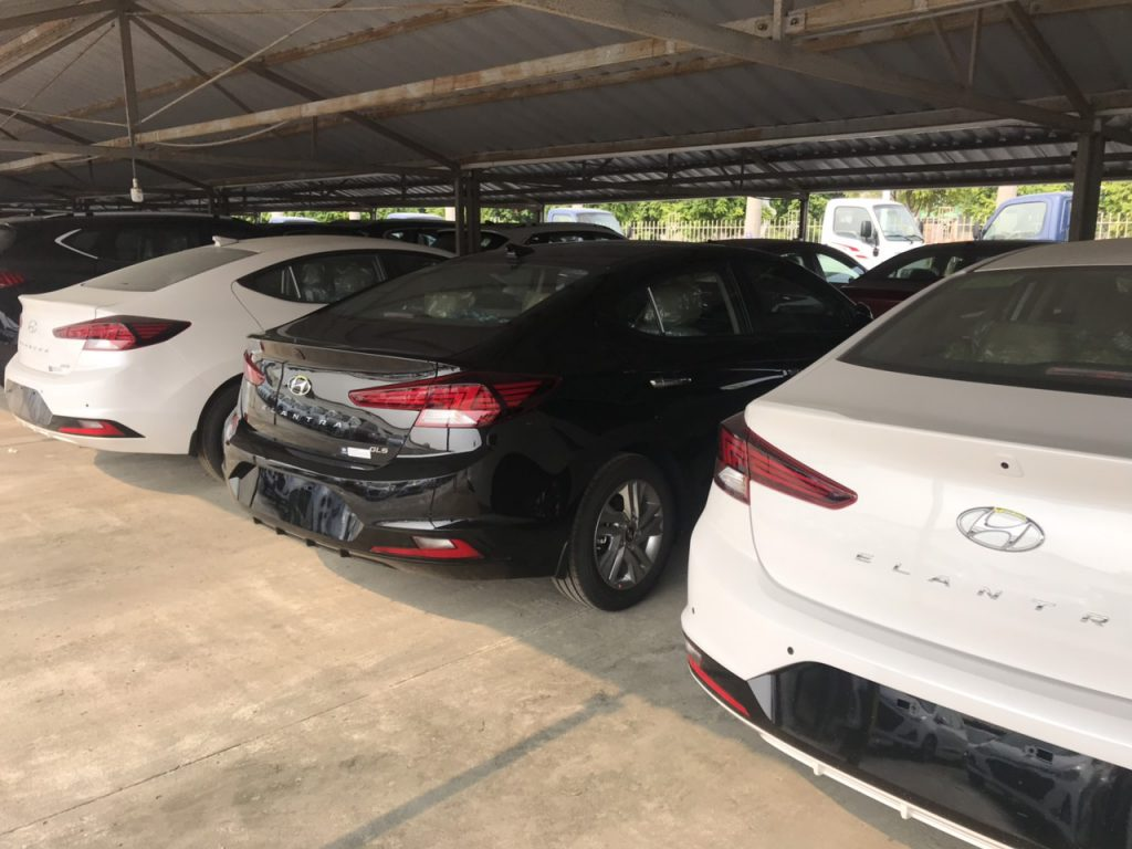 Hyundai elantra 1.6MT 2021 7