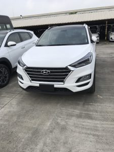 TUCSON 1.6AT xăng Turbo 2021