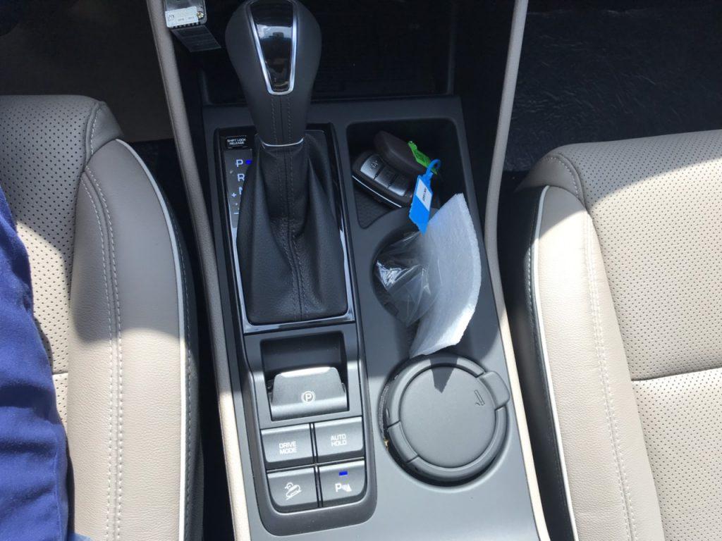 Hyundai Tucson-hyundai ninh bình 8