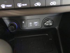 Hyundai Tucson 21 sạc