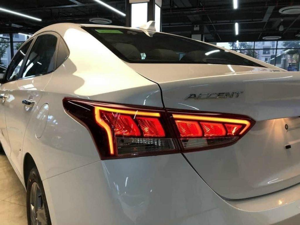 Hyundai Ninh Bình-Accent AT tiêu chuẩn 8
