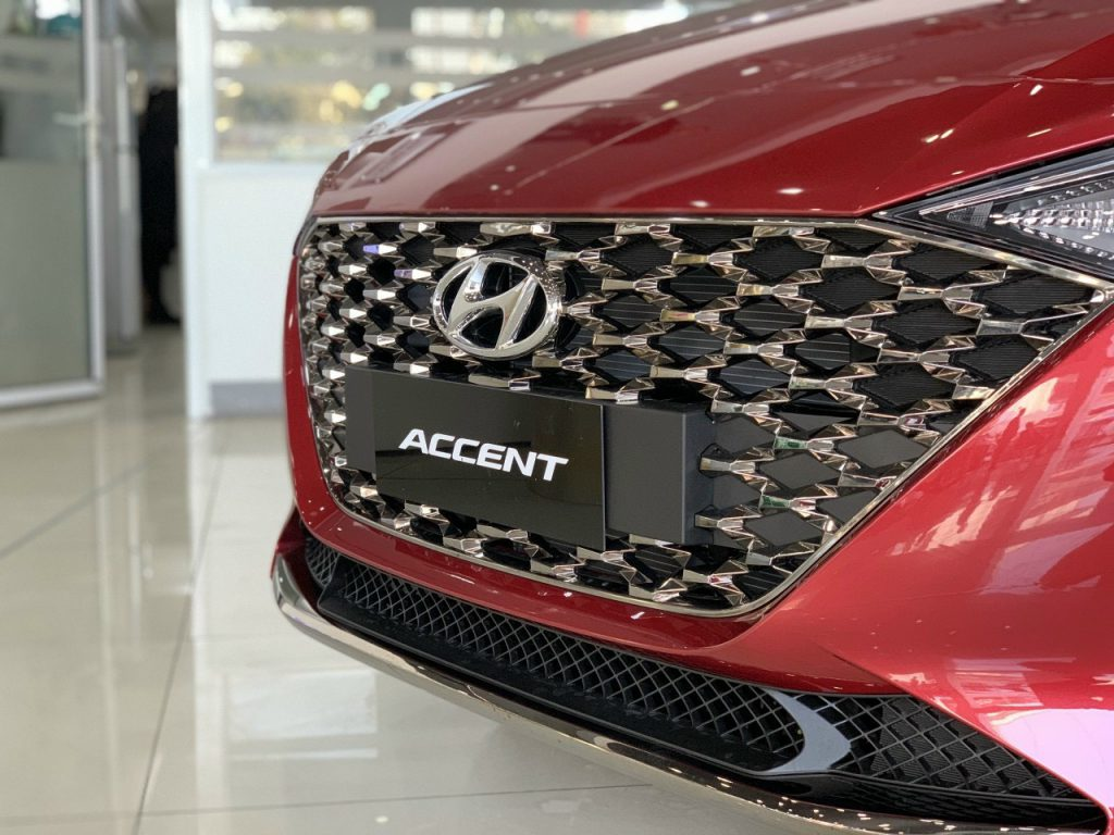 Hyundai Ninh Bình-Accent AT tiêu chuẩn 6