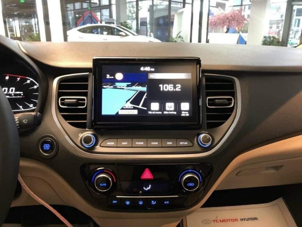 Hyundai Ninh Bình-Accent AT tiêu chuẩn 5