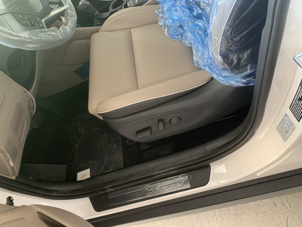 Hyundai Tucson 21 ghế
