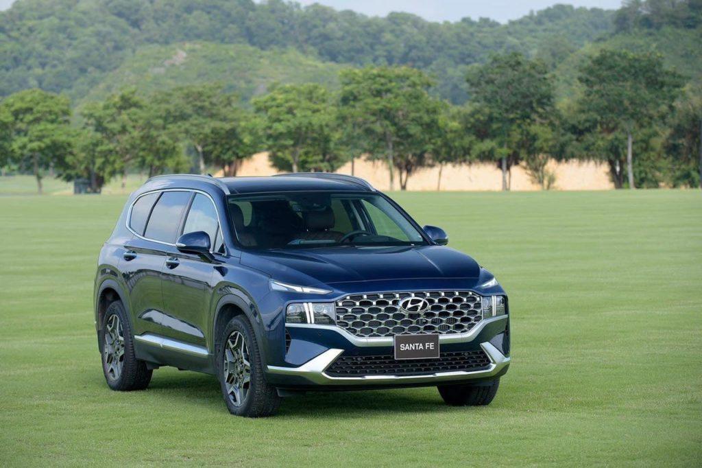 santafe 2021-Hyundai ninh bình 1