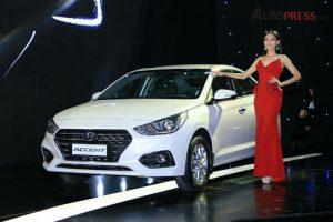 Xe hạng B: Hyundai Accent âm thầm soán ngôi Toyota Vios