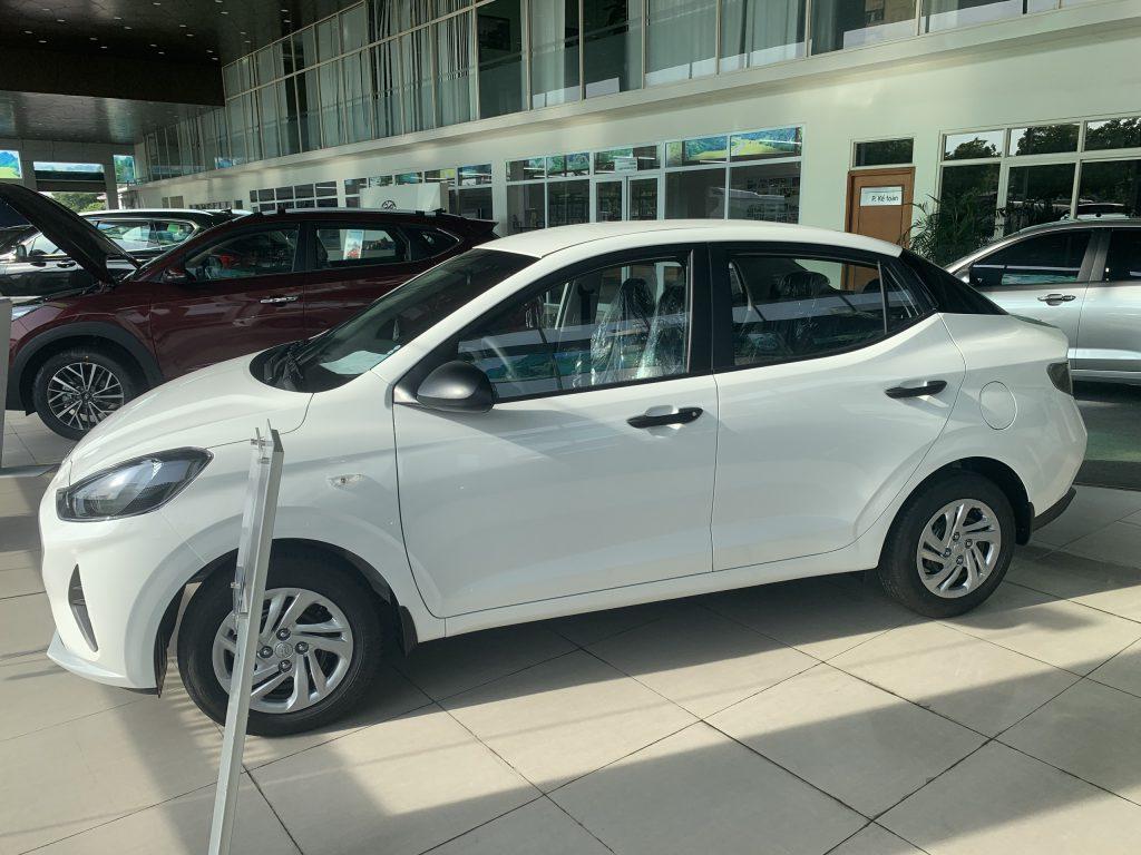 Hyundai NB i10 sedan base 2