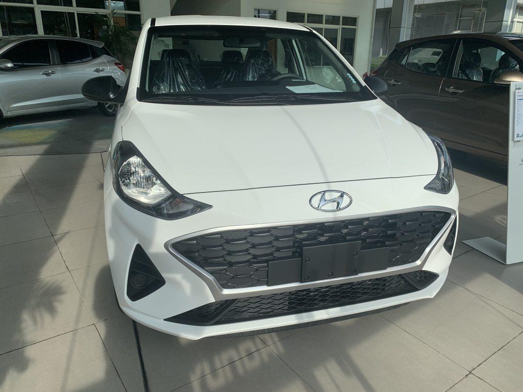 Hyundai NB i10 sedan base 1