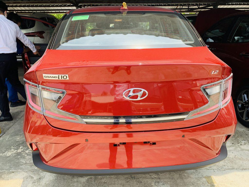 Hyundai Ninh Binh i10 2021 16
