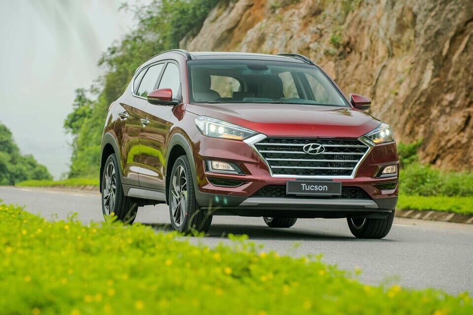 Hyundai Tucson-hyundai ninh bình 6