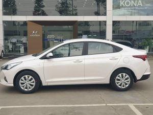 Hyundai Accent số sàn lên ngôi, giá siêu rẻ