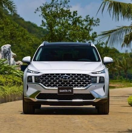 santafe 2021-Hyundai ninh bình 2